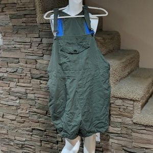 Pants - Overall shorts size Plus see photos